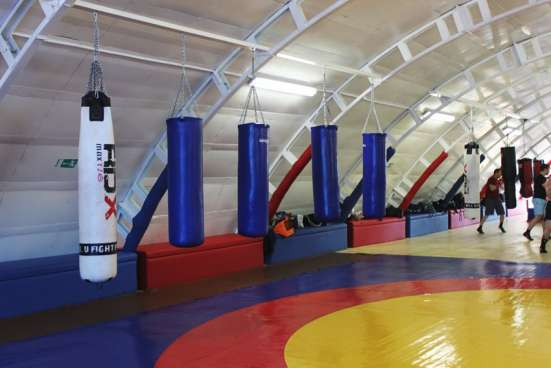 Спортивный зал 450 кв. м для тренировок и в аренду