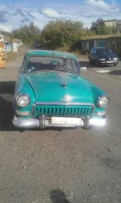 Продаю машину Волгу Газ-21,1961 г. в. в хорошем состоянии