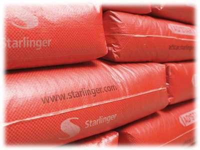 Мешки полипропиленовые клапанные Ad-Star до 50 кг