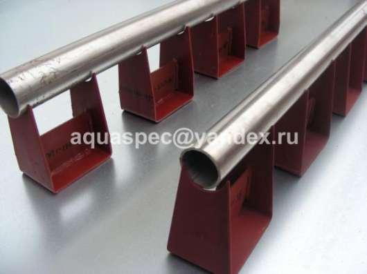 Производство опор для трубопроводов
