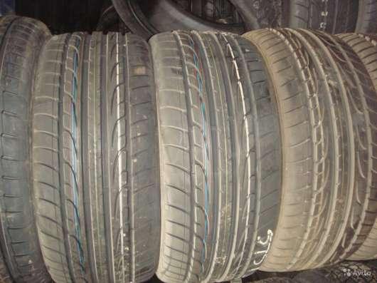 Новые Dunlop 245/45ZR17 SP Sport Maxx XL 95