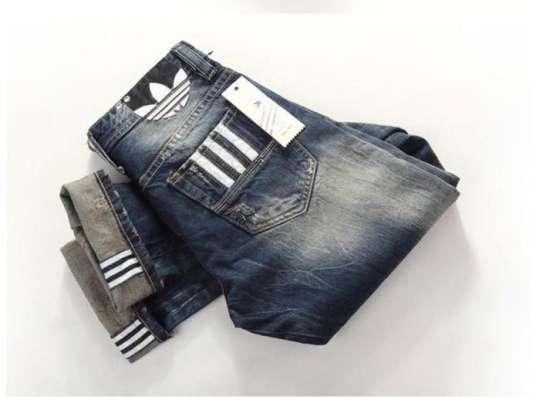 Мужские джинсы, DIESEL совместно с ADIDAS ! в Владивостоке Фото 1