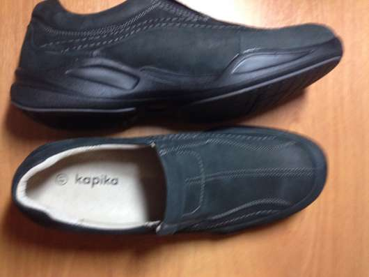 Ортопедические ботинки(замшевые),(новые),(размер 41) в Москве Фото 1