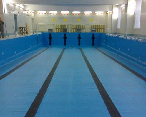 Строительство и реконструкция бассейнов в Екатеринбурге Фото 5