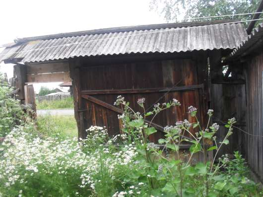 Продам дом в п.Леневка Режевского района