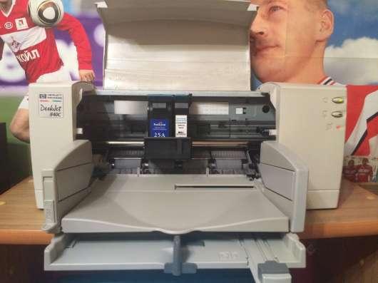 Принтер HP 840C в Москве Фото 2