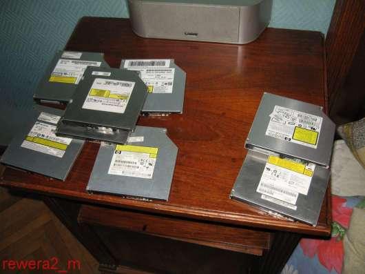 SATA и IDE DVD-RW приводы для ноутбуков