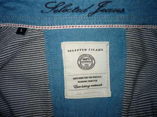 Рубашка Selected Jeans