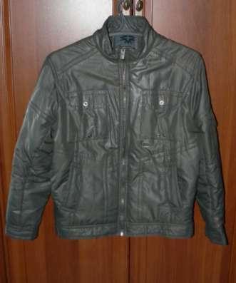 Куртка мужская новая, осенняя р.48 ест