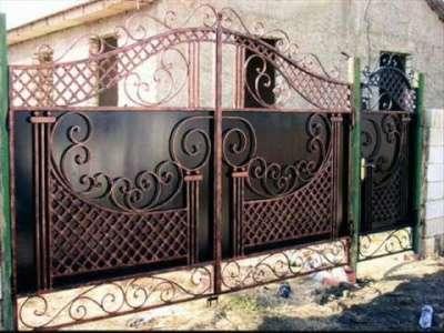 """Кованные ворота """"ГРАД"""""""