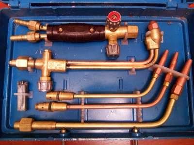 Комплект газосварочный ГКС-02-2 мини