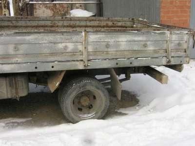грузовой автомобиль ГАЗ 33021 в Иркутске Фото 3