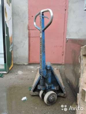 торговое оборудование Гидравлическая тележка