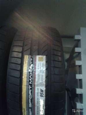 Новые Dunlop 195 55 R16 Sport Maxx TTx ROF