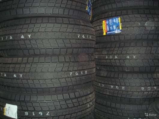 Новые зимние Dunlop 225/60 R18 Winter Maxx SJ8