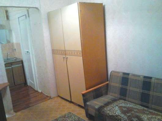 Сдам Гостинку Можайского 4, 14кв. м, 4/5п, ПВХ, радиатор, ду