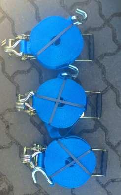 Стяжные ремни DFDS c усиленным замком