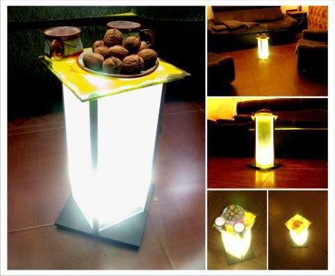 Стол - светильник в г. Ереван Фото 2