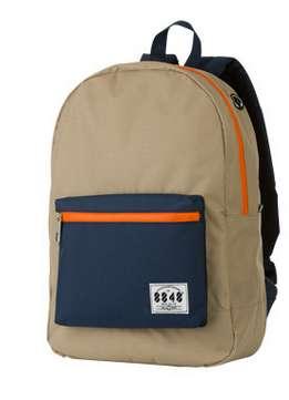 Рюкзак белый бежевый хаки голубой черный коричневый унисекс