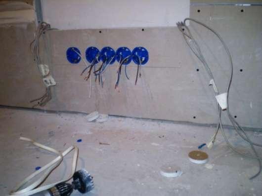 Электромонтажные работы в Сочи Фото 3