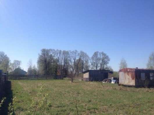 Продается земельный участок 17 соток (под ЛПХ) в д. Игумново, вблизи города Можайск, 94 км от МКАД по Минскому шоссе.
