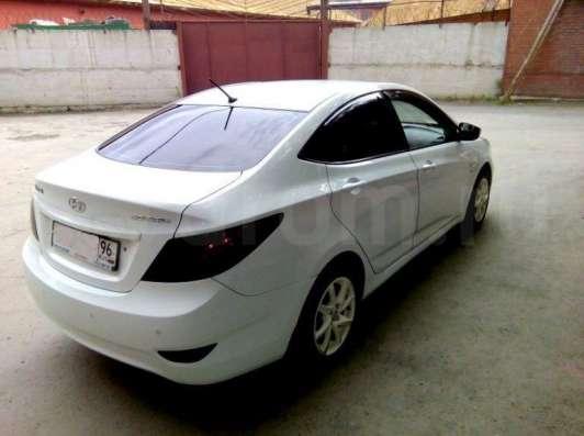 Продажа авто, Hyundai, Solaris, Механика с пробегом 82000 км, в Тюмени Фото 4