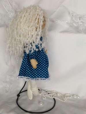 Кукла интерьерная ручной работы в Новосибирске Фото 4