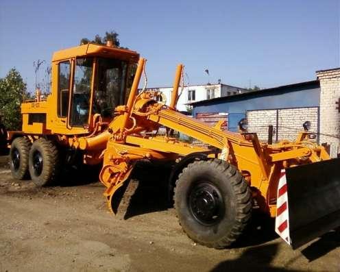 Производство и продажа автогрейдера дз 98 122