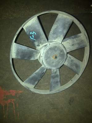 VW Golf-III вентилятор радиатора