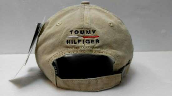 Tommy Hilfiger (beige) бейсболка в Москве Фото 4