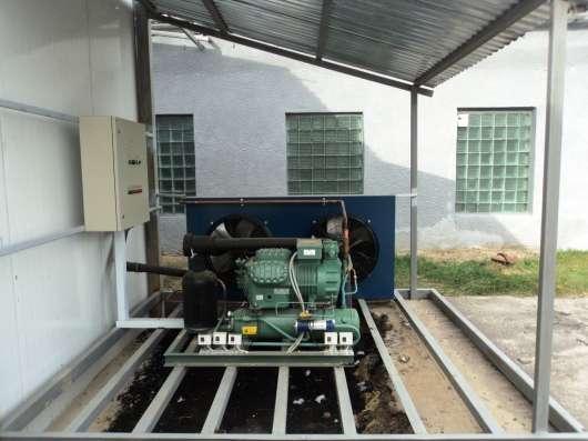 Промышленное холодильное оборудование в Симферополе в г. Симферополь Фото 4