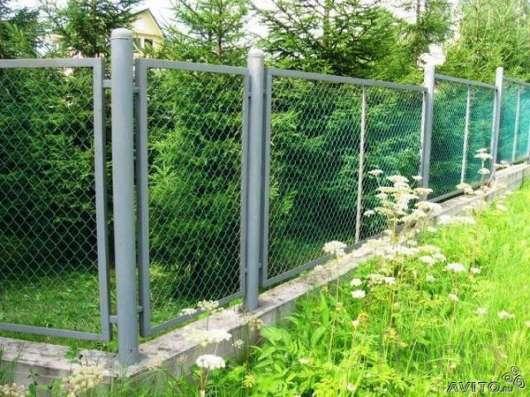 Ворота и калитки 2-5 дней быстрая доставка