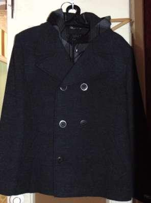 Мужское молодежное пальто
