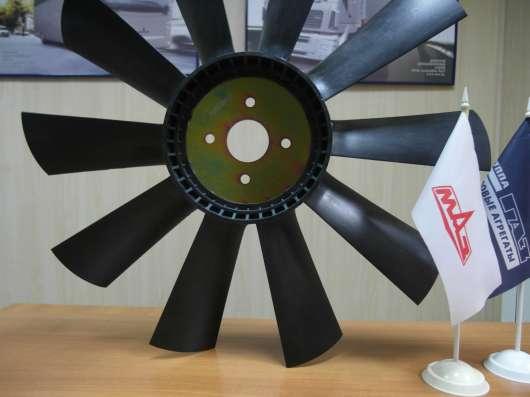 Крыльчатка вентилятора ЯМЗ (D=560мм, d=50мм) FERNFAHRER