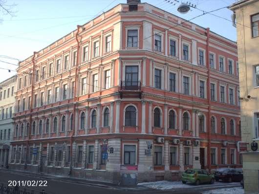 6-комнатная квартира в историческом центре С-Петербурга