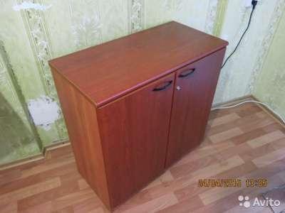 шкаф и тумба для офиса лдсп в Хабаровске Фото 2