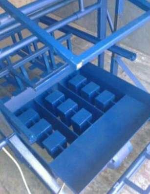 станок для шлакоблока Ип стройблок ВСШ 2 4 6 в Старом Осколе Фото 2