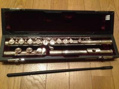 Флейта профессиональная Yamaha YFL-614 в Санкт-Петербурге Фото 1