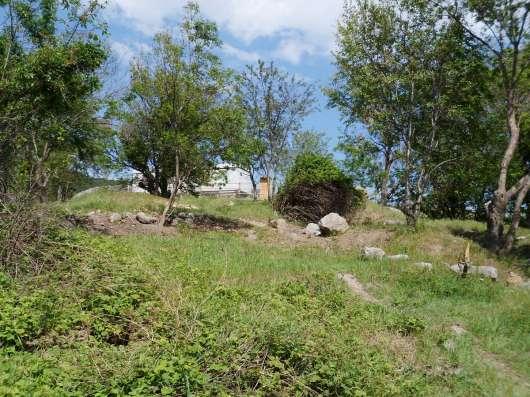 Земельный участок с видом на море и горы в Гаспре в г. Ялта Фото 2