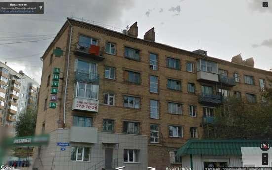 Комната 18 кв. Левый берег, кирпичный дом, остановка рядом! в Красноярске Фото 4