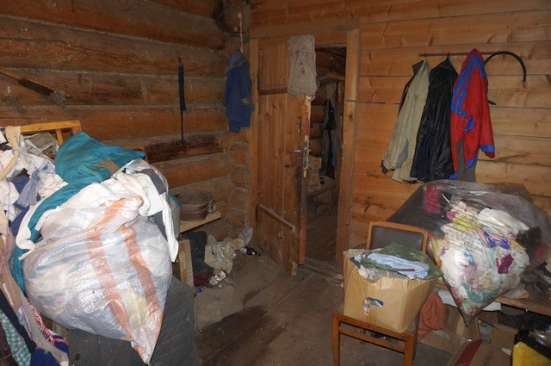 Бревенчатый дом в тихой деревне, в Ярославле Фото 1
