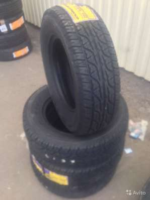 Новые шины данлоп 235/65 R17 Grandtrek AT3