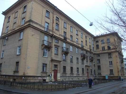 Двухкомнатная квартира в СПб Огородный пер д.3