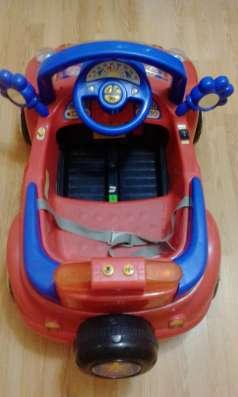 Авто на аккумуляторе