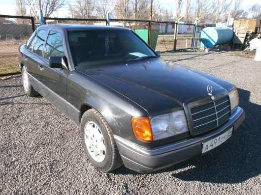 Продажа авто, Mercedes-Benz, W124, Механика с пробегом 244000 км, в Волжский Фото 4
