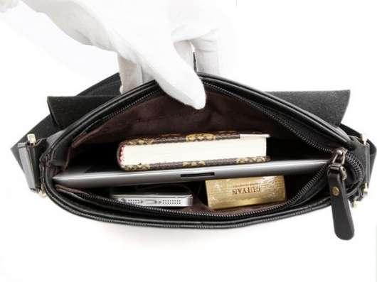 Мужская сумка, бренд: Polo Videng