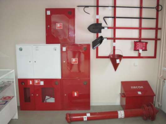 Пожарное оборудование с оптового склада, по оптовым ценам в г. Самара Фото 1