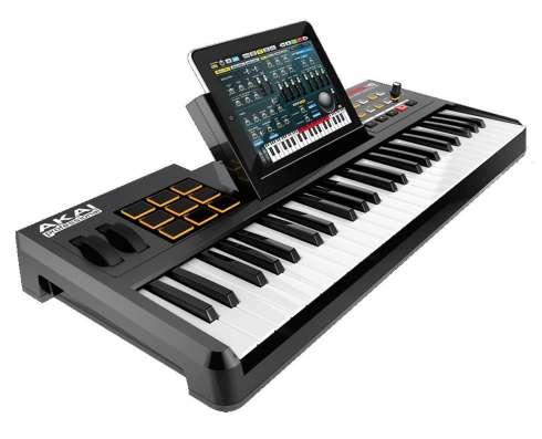 Продам миди-клавиатуру Akai Synthstation49
