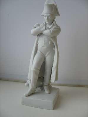 Статуэтка Наполеон. Бисквит