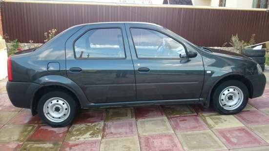 Продажа авто, Renault, Logan, Механика с пробегом 95000 км, в Саратове Фото 4
